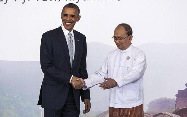 Barack Obama warns Burma to follow through on democratic reforms