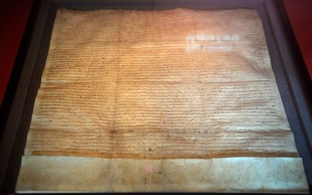 Magna Carta worth £10m found in council archives