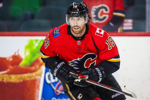 Campbell, last-place Kings shut out 1st-place Flames