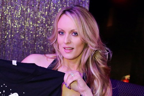 Stormy Daniels sues Trump over 'hush agreement'