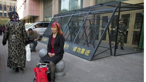 China: 28 'terrorists' killed in Xinjiang operation