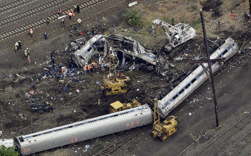The Week in Review: Amtrak Crash Increases Attention on Infrastructure