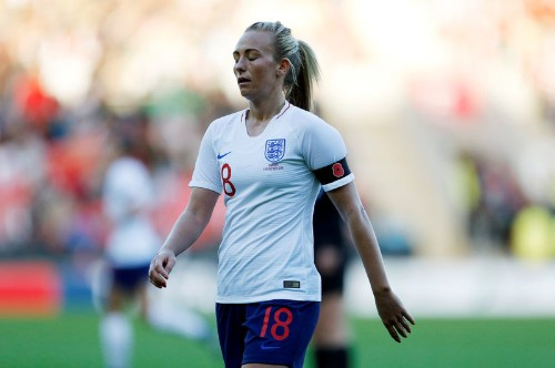Soccer: England women must win trophies before fighting for equal pay - Duggan