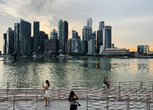 Protecting Singapore from rising sea levels could cost S$100 billion