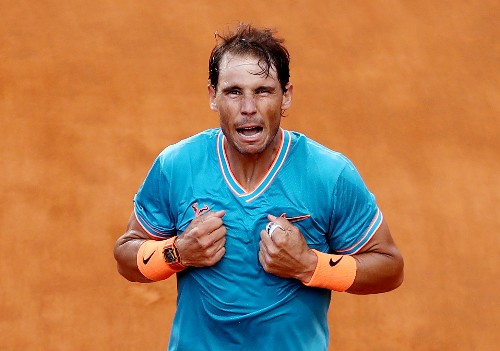 Tennis: Nadal not bothered by change in surroundings at Roland Garros