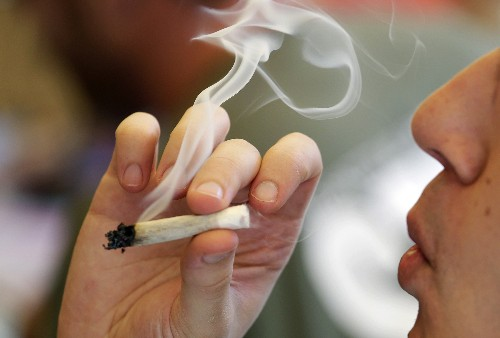 Gee whiz: Testing of sewage confirms rise in marijuana use