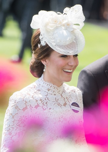 The Royals Attend Royal Ascot: Pictures