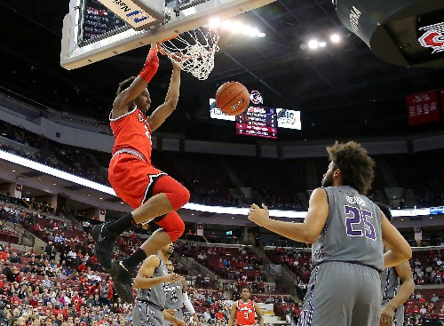 Ohio State ends mini-skid with win over Northwestern