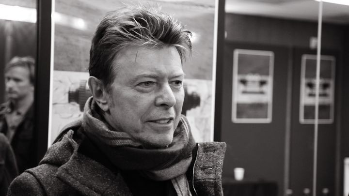 David Bowie's 'Blackstar' Art Free For Fans to Use