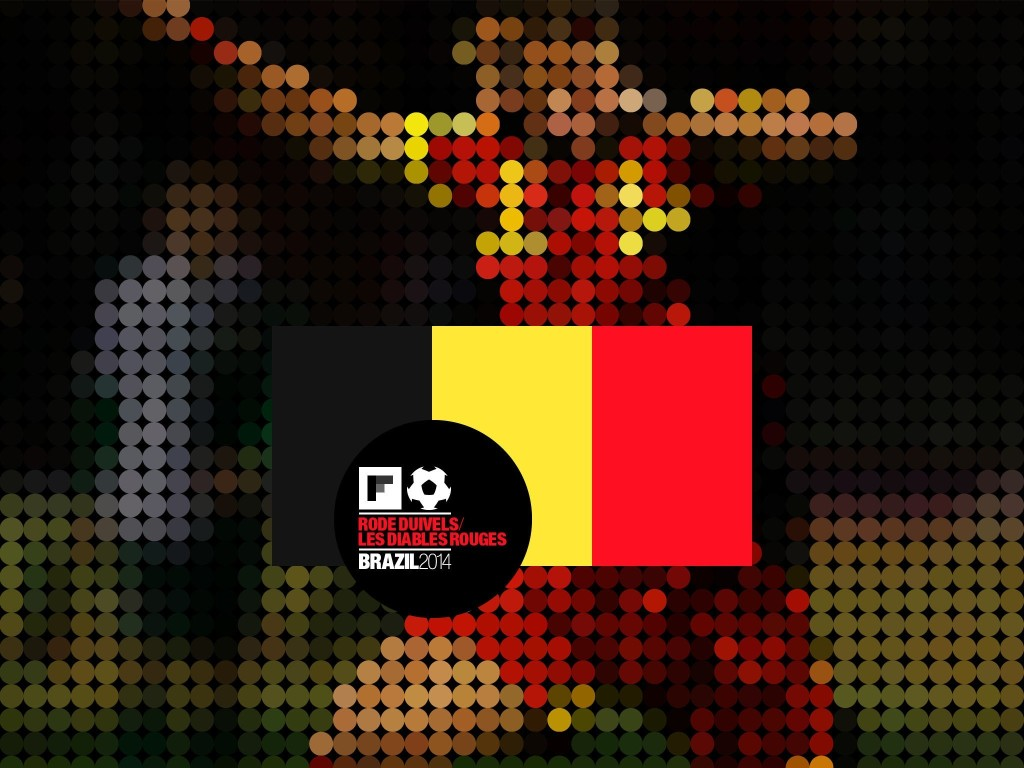 Belgium: World Cup 2014 - cover