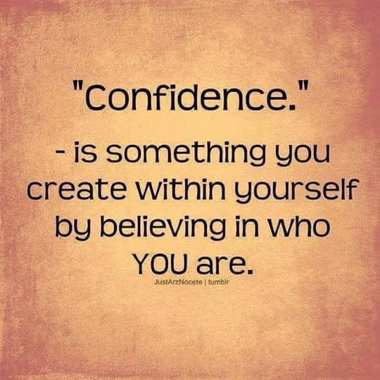 Confident! #quotes #thoughts #wisdom