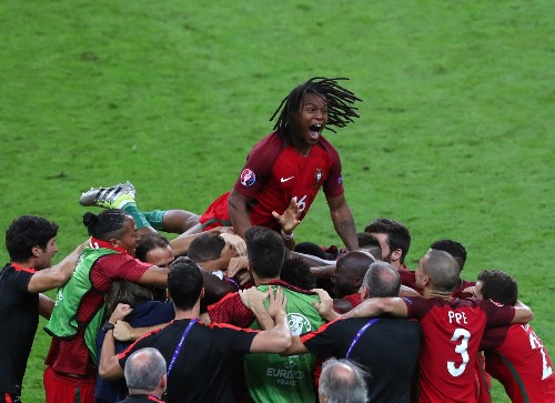 Portugal Shocks France To Win Euro 2016: Pictures