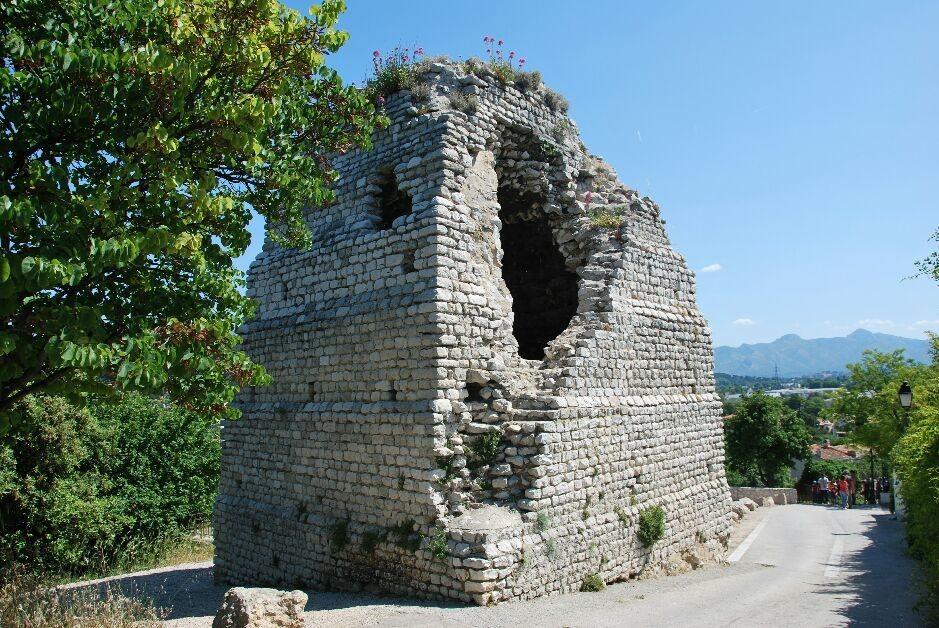 La Penne-sur-Huveaune, la romaine - cover