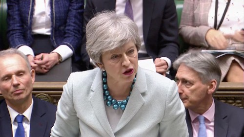 Explainer - Brexit: What will happen in the British parliament on Monday?