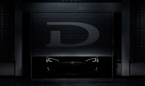 Will Tesla introduce an all-wheel-drive 'Model D' tonight?