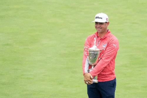No problem for U.S. Open champion Woodland