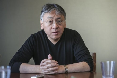 A Year After Bob Dylan, Kazuo Ishiguro Gets The Nobel Back On Track