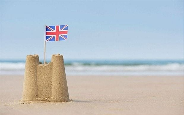 UK economy closes in on pre-recession size