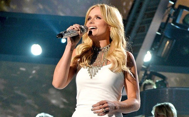 Miranda Lambert performs for the first time since announcing split from Blake Shelton