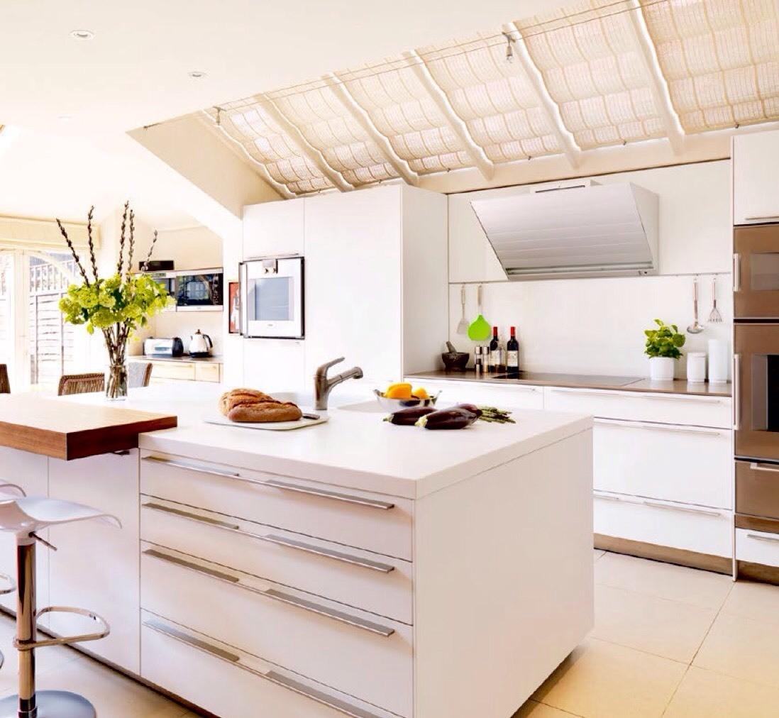 Kitchen roof lights