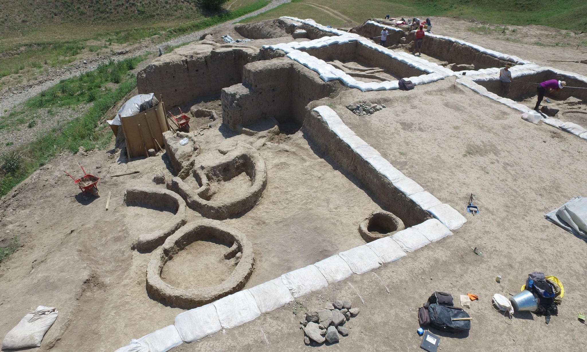 Evidence of world's earliest winemaking uncovered by archaeologists