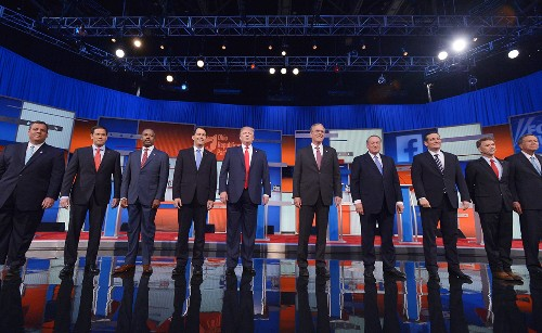 Gear Up for Republican Presidential Debate #2 with Flipboard Topics