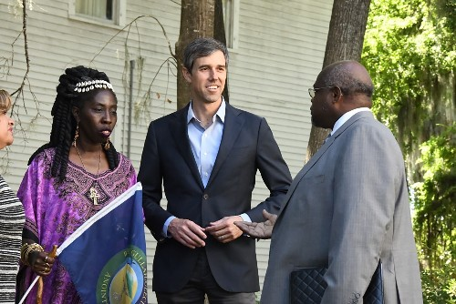O'Rourke: White Americans don't know full story of slavery