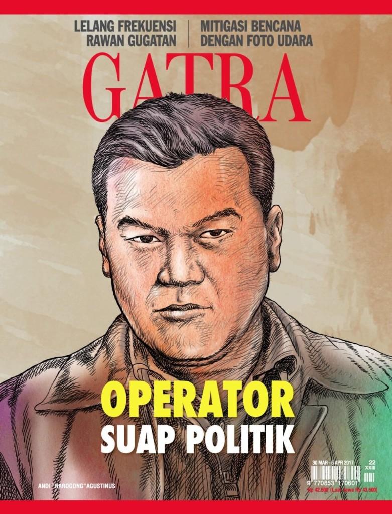 Sedikit Mikir - Magazine cover