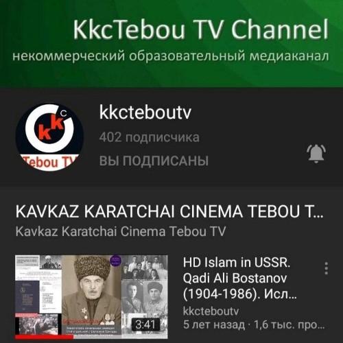 Documentary Films Of Shukur Tebuev  - cover