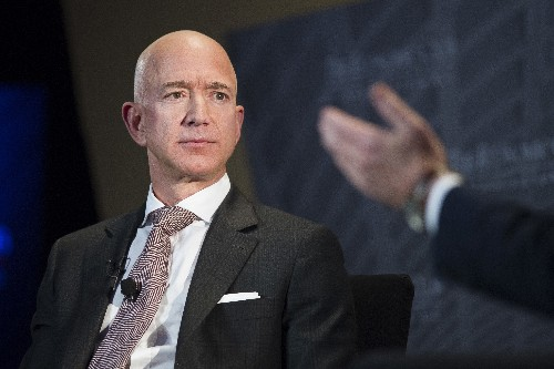 Report: National Enquirer paid $200K for private Bezos texts