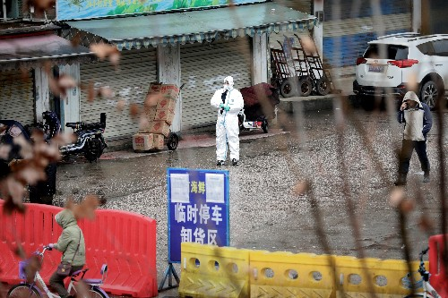 China bans wildlife trade nationwide due to coronavirus outbreak