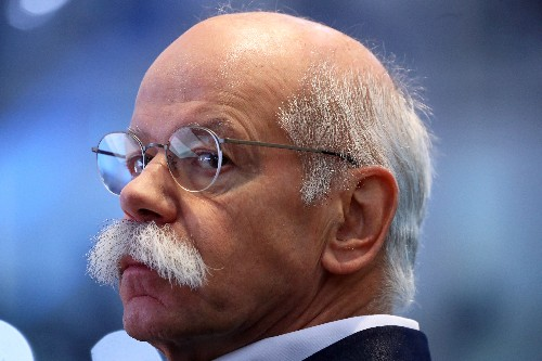 Daimler to launch electric compact SUV in 2021 - CEO