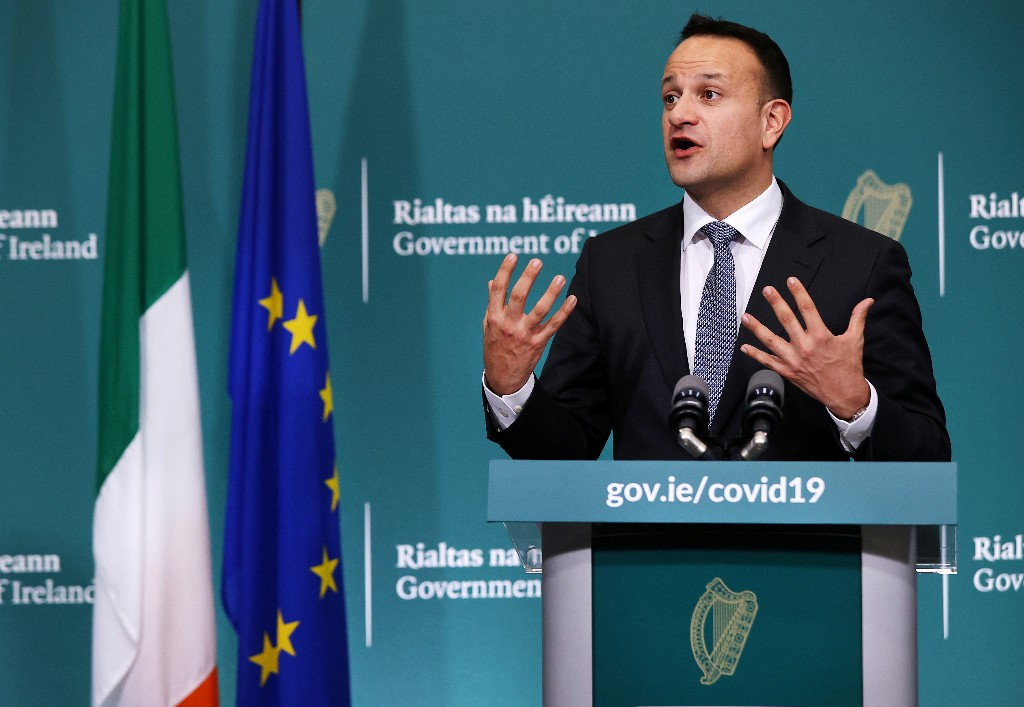 Irish PM expects new coalition government in place by end of June