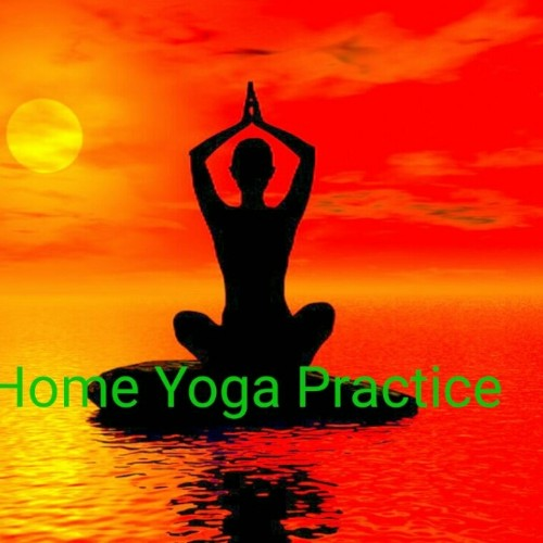 Home Yoga Practice - cover