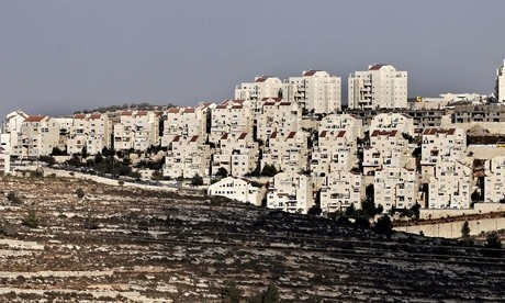 Israel to build 283 homes on West Bank