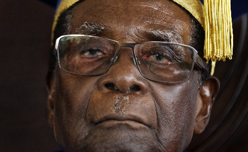 Mugabe's anti-colonial rage fueled long reign over Zimbabwe