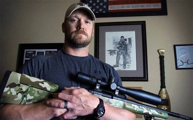 Widow of American Sniper Chris Kyle faces paying $1.345 million for husband's fight claims
