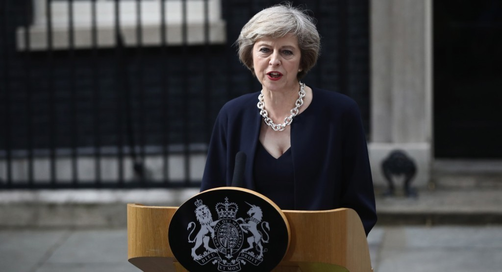 The Grim Task Awaiting Theresa May: Preparing for Nuclear Armageddon