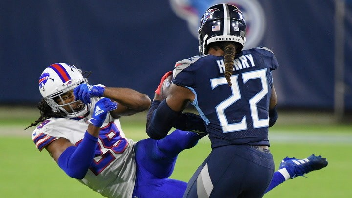 Derrick Henry Leads Titans to 5-0 and NFL in Rushing