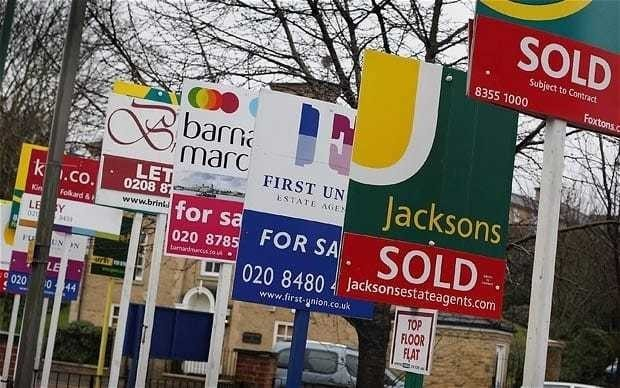 UK house price to crash as global asset prices unravel