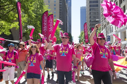 Pride Day Parades in the US: Pictures