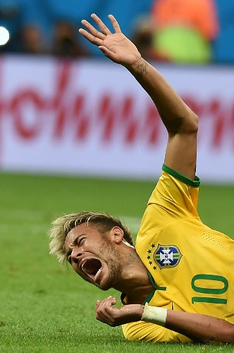 Warrior or Cry Baby: World Cup Photo Gallery