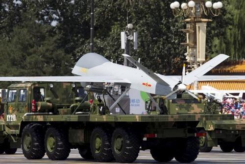 وكالة: الصين تتلقى أكبر طلبية خارجية لشراء طائرات دون طيار عسكرية