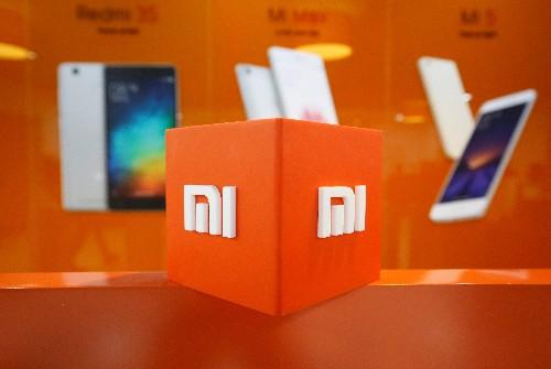 Smartphone maker Xiaomi's first quarter revenue jumps 27%, beats estimates