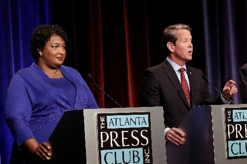 U.S. court orders Georgia to continue review of governor's race