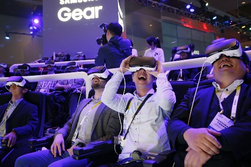 More Cool Stuff From CES 2016: Pictures
