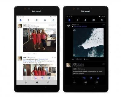 Windows 10 mobile finally gets its own Twitter app