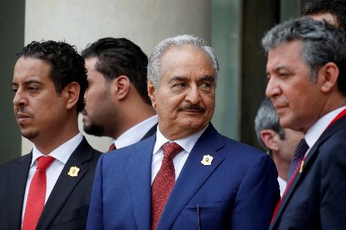 Maas kündigt Gespräche mit libyschen Konfliktparteien an