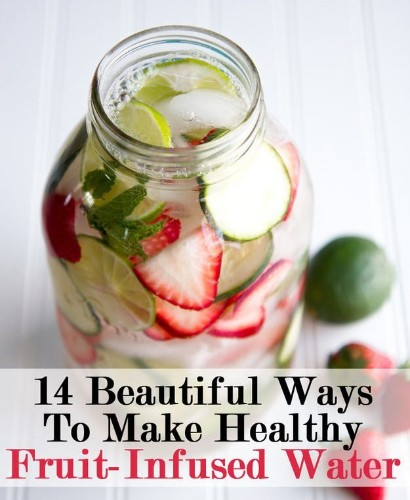 14 Beautiful Fruit-Infused Waters To Drink Instead Of Soda