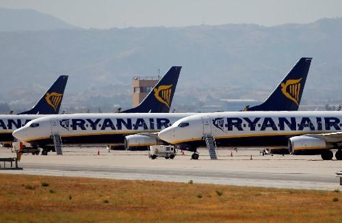 Le personnel de cabine de Ryanair en Espagne prévoit 10 jours de grève